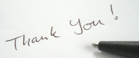 Job Seeker Tips How To Write A Thank You Note That Will Wow Them