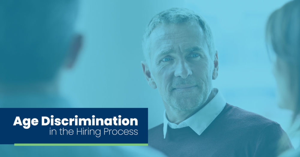 age discrimination in the hiring process
